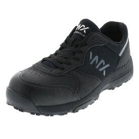 安全靴 TEXCY テクシー アシックス商事 WX-0001 008 BLACK ブラック