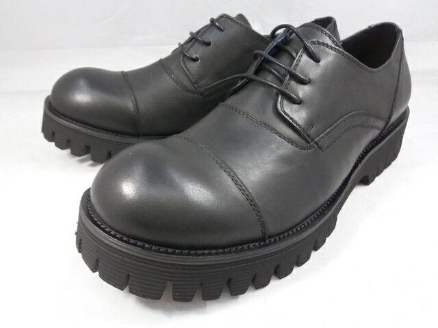 【18年秋新製品】フープディドゥ 軽量!厚底おでこ靴 378182(ブラック) whoop'-de-doo' 【ポイント10倍】