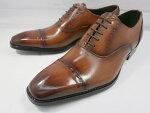 アントニオドゥカティスタイリッシュ・ストレートチップDC1130(ブラウン)ANTONIODUCATIメンズ靴ビジネスシューズ