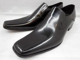 【日祝も即日発送】 キャサリンハムネット 靴ビジネスシューズスリッポン 3946(ブラック) KATHARINE HAMNETT メンズ 紳士靴