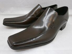 【日祝も即日発送】キャサリンハムネット 靴ビジネスシューズスリッポン3946(ダークブラウン) KATHARINE HAMNETT メンズ 紳士靴