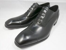【日祝も即日発送可能】キャサリンハムネット靴ビジネスシューズデザインストレートチップ 3949(ブラック)KATHARINE HAMNETTメンズ 紳士靴