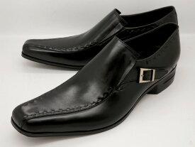 【日祝も即日発送】 キャサリンハムネット 靴ビジネスシューズスリッポン 31600(ブラック)KATHARINE HAMNETTメンズ 紳士靴