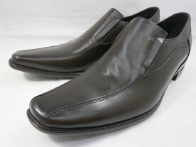 【18年秋モデル 】 キャサリンハムネット 靴 メンズ ビジネスシューズ ロングノーズスワールスリポン 31580(ダークブラウン) KATHARINE HAMNETT 紳士靴