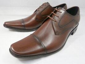 【18年秋モデル 】キャサリンハムネット 靴 ビジネスシューズブラッチャーストレートチップ 31581(ブラウン) KATHARINE HAMNETT メンズ 紳士靴