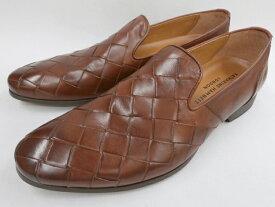 【19年春夏モデル 】 キャサリンハムネット 靴 メッシュスリポン 31612(ブラウン) KATHARINE HAMNETT メンズ 紳士靴