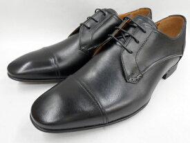【19年秋冬最新!】 キャサリンハムネット 靴 ビジネスシューズモールドソール ストレートチップ 31616(ブラック) KATHARINE HAMNETT メンズ 紳士靴