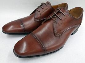 【19年秋冬最新!】 キャサリンハムネット 靴 ビジネスシューズモールドソール ストレートチップ 31616(ブラウン) KATHARINE HAMNETT メンズ 紳士靴