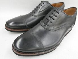 【19年秋冬最新!】 キャサリンハムネット 靴 ビジネスシューズラウンドトゥ ストレートチップ 31621(ブラック) KATHARINE HAMNETT メンズ 紳士靴