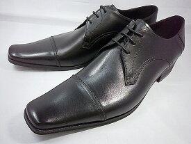 【日祝も即日発送】 キャサリンハムネット 靴 ビジネスシューズブラッチャー・ストレートチップ 3980(ブラック) KATHARINE HAMNETT メンズ 紳士靴