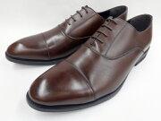 【激安!マッケイ式】Robepleine(ロベプラン)本革ビジネスシューズストレートチップRP-3000(ブラック)メンズ靴