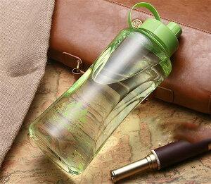 アウトドア 運動用 大容量 プラスチック製 水筒 スポーツボトル ウォーターボトル