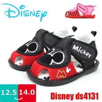 Soft Velcro Velcro loop cushion and walking Sandals baby boys girls Mickey & Minnie Disney Dimas peeps beeps-not Flex sole □ ds4131 □