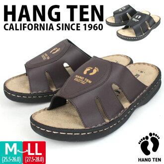 HANGTEN 猎人男装 sandalbette 容易磨损红茶光凉鞋不 □ ht7116 □