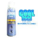 【あす楽】is-fit クールフィールスプレー 220ml 冷却&消臭 スプレー モリト 【IS-FIT-COOL-FEEL】冷たい 夏 ひんや…