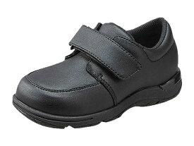 ムーンスター キャロット CR C2087 ブラック フォーマルシューズ 14.0cm〜21.0cm 子供靴 マジックタイプ