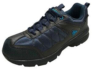 スニーカー 靴 DUNLOP ダンロップ 672 WP ネイビー/ブラウン アーバントラディション DU 672 幅広4E/軽量設計/ガセット/フレックス設計 カップインソール/反射材/防水機能 666