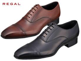 REGAL リーガル 10LR BD ブラック ブラウン ストレートチップ