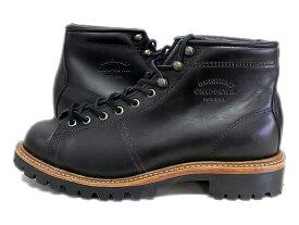 チペワ CHIPPEWA 5インチ レース トゥ トウ フィールドブーツ CP1901G42 ブラック カラー 5-inch lace-to-toe field boots