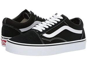 【USA企画】 VANS ヴァンズ オールドスクール ブラック OLD SKOOL BLACK VN000D3HY28 バンズ 黒/白 USA企画 海外モデル