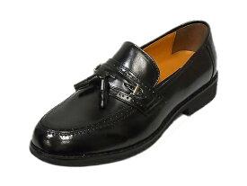 マドラス モデロ ヴィータVT5570 BLK ブラック 4E モデーロ MODELLO VITA by madras 幅広 タッセル シューズ 紳士靴
