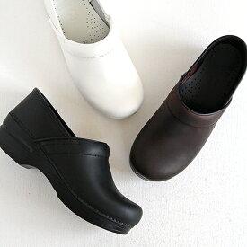 dansko ダンスコ Professional プロフェッショナル サボ クロッグ レディース 靴