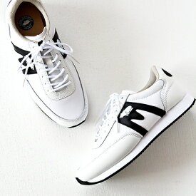 【10%OFFクーポン配布中】KARHU(カルフ)ナイロン×レザー スニーカー ALBATROSS/アルバトロス leather white/black (レディース)【smtb-KD】