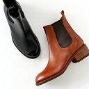【クーポン対象外】plus by chausser プリュス バイ ショセ サイドゴアブーツ PC-5028 レディース 靴