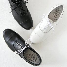 【10%OFFクーポン配布中】TRAVEL SHOES by chausser トラベルシューズバイショセ ストレートチップレースアップシューズ TR-001 レディース 靴