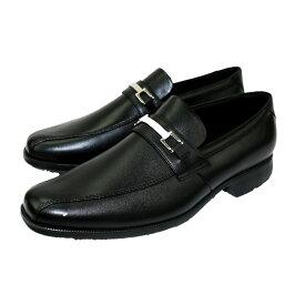 テクシーリュクス texcy luxe ビジネス メンズ TU-7771 TU7771 ブラック BLACK 24.5〜27,28cm 靴 シューズ 牛革 ビット 革靴 ビジネスシューズ 幅広 軽量 紳士靴 アシックス商事 冠婚葬祭