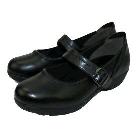 【クーポン配布中!】【ラッピング無料】レディーワーカー Lady worker パンプス レディース LO-15550 ブラック BLACK 22.5~24.5 靴 シューズ レディス オフィス