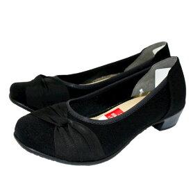 フットスキ footsuki パンプス レディース FS-15340 ブラック BLACK 22.5~24.5 靴 シューズ レディス オフィス