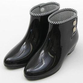 【クーポン配布中】レインブーツ 137 レディース ブラック S〜LL 靴 シューズ 長靴 レディス