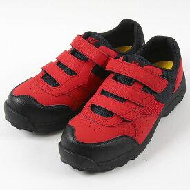 テクシーワークス プロテクティブスニーカー 2 安全靴 セーフティ メンズ レッド 24.5〜28cm 靴 シューズ ローカット