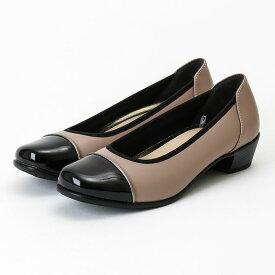 footsuki フットスキ レディース デザインパンプス FS-16490 オーク 22.5〜24.5cm レディス 靴 シューズ カジュアル