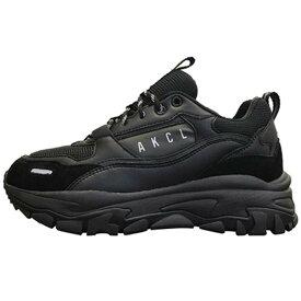 P10倍!AKIIICLASSIC アキクラシック レディース SIE-AKC0003 URBAN TRACKER アーバントラッカー (BLK)BLACK 23〜28cm レディス メンズ・ユニセックス 厚底 靴 シューズ 20SS
