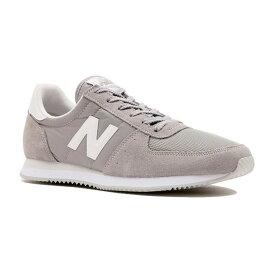 【クーポン配布中】new balance ニューバランス スニーカー レディース U220AD2(ユー220エーディー2) グレー 23cm〜28cm レディス メンズ・ユニセックス 靴 シューズ