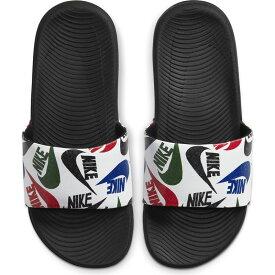クーポン配布中!ナイキ NIKE サンダル キッズ NJP-CT6619010 ナイキ カワ スライド SE JDI GS/PS (010)ブラック/ホワイト 17cm〜25cm ジュニア レディース レディス 靴 シューズ 20SU