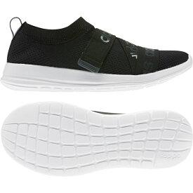 アディダス adidas スニーカーレディース AJP-EG4176 KHOE ADAPT X (EG4176)コアブラック/グレーシックス/パープルティント 靴 シューズ 20FW H445