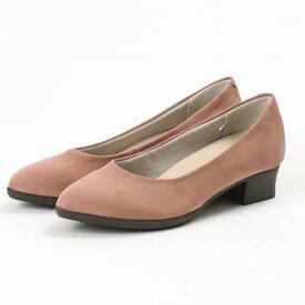フットスキ footsuki パンプス レディース FS-17920 ライトピンク 靴 シューズ レディス オフィス