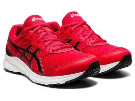 アシックス asics スニーカー メンズ・ユニセックス ジョルト3 JOLT3 1011B041.600 Classic Red/Black レッド/ブラック 24.5〜28cm ランニング 幅広 ワイド  靴 シューズ ランニングシューズ 運動靴