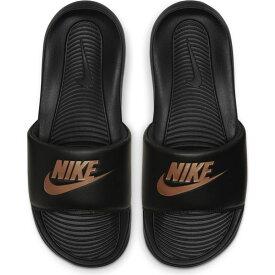 ナイキ NIKE サンダル NJP-CN9677001 ナイキ ウィメンズ VICTORI ONE スライド (001)BLACK/MTLC RED BRONZE-BLACK レディース 靴 シューズ 21SP
