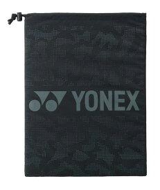 ヨネックス YONEX BAG2193 テニス・バドミントン バッグ シューズケース ブラック 21FW【5営業日以内に発送】