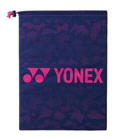 ヨネックス YONEX BAG2193 テニス・バドミントン バッグ シューズケース ネイビーブルー 21FW【5営業日以内に発送】