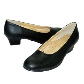フォーマルパンプス 2600 レディース ブラック 22.5〜24.5cm 靴 シューズ レディス
