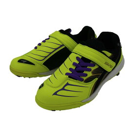 【お得なクーポン配布中!】Speed Fight スピードファイト 1111 スニーカー ジュニア ボーイズ イエロー 19〜23cm 靴 シューズ