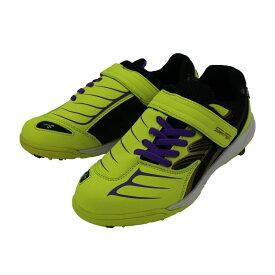Speed Fight スピードファイト 1111 スニーカー ジュニア ボーイズ イエロー 19〜23cm 靴 シューズ