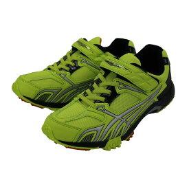 SHOOTINGSTAR シューティングスター 1113 スニーカー キッズ イエロー 17〜24.5cm 靴 シューズ