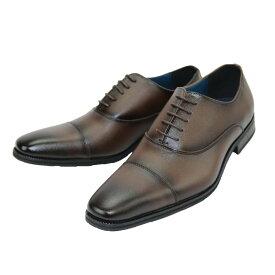 【ラッピング無料】Darni Karni ダーニカーニ 13731 ビジネス メンズ ダークブラウン 25〜28cm 靴 シューズ