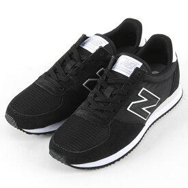 new balance ニューバランス U220FI スニーカー ランニング メンズ・ユニセックス ブラック/ブラック 23〜29cm 靴 シューズ